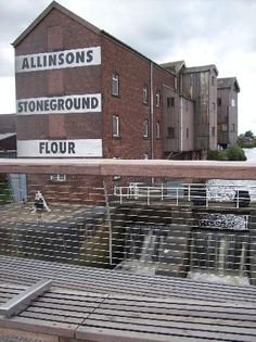 Old Flour Mill - Castleford, United Kingdom, it closed down in the last few years and has been taken over by a heritage group, Yorkshire England, West Yorkshire, England Tourism, Flour Mill, Tony Blair, My Town, Sandy Beaches, British Isles, East Coast
