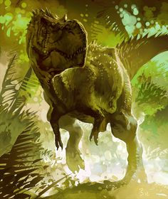 The King of Fatboss: Epac T-Rex Speed Painting