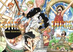 Straw Hat Crew - A Casual Discovery