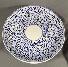 4 Target Home 9 Inch Salad Plates Vietnam Blue & White Porcelain  #Targethome