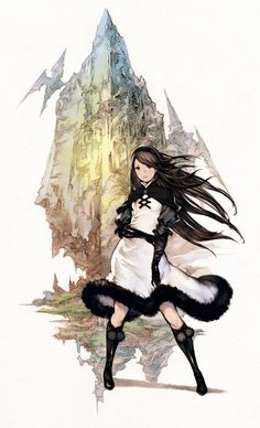 Bravely Default, come to the West.