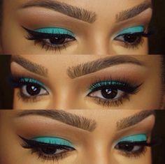 MakeupShayla is wearing Sugarpill Mochi eyeshadow
