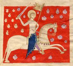 Codex Calixtinus Porque los peregrinos llevan conchas o vieiras