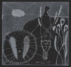 if winter ends etching by caitlinhinshelwood