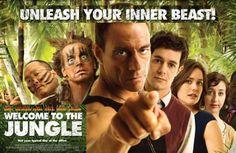 Welcome to jungle - film z Van Damme - recenzja - http://cyfrowarodzina.pl/welcome-jungle-film-van-damme-recenzja/