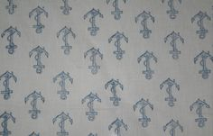 New Fabric Cotton Hand Block Print Floral Running Craft Material Cotton 10 Yard #Unbranded