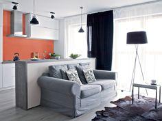 Pomysły na malowanie Tikkurila-Kuchnia i Salon-Klasyka w nowym wydaniu