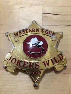 Western 3 Gun