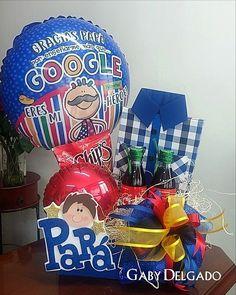 Best Business Ideas, Balloon Arrangements, Balloon Gift, Balloon Flowers, Candy Bouquet, Trendy Tree, Man Birthday, Flower Basket, Gifts For Dad