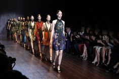 Gucci, Spring 2015, Milan, firstVIEW.com