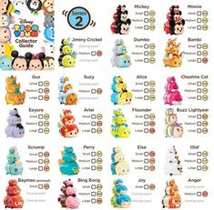 Tsum Tsum Vinyls Series 2 have started to appear in stores! - Tsum Tsum Central Blog