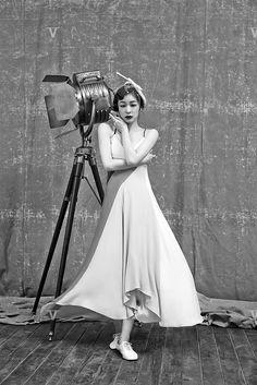 #Yuna Kim #김연아 - Vogue Korea