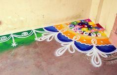 Wellcome Rangoli Designs