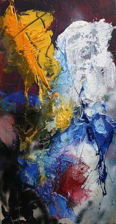 Masked Ball Abstract Art Images, Natural World, Van, Paintings, Artist, Nature, Abstract, Naturaleza, Paint