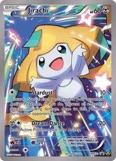 Jirachi - Alternate Art Promos, Pokemon - Online Gaming Store for Cards, Miniatures, Singles, Packs & Booster Boxes Pokemon Dex, Fire Pokemon, Pokemon Rayquaza, Pokemon Dolls, Pikachu, Cool Pokemon Cards, Rare Pokemon Cards, Pokemon Trading Card, Digimon Wallpaper