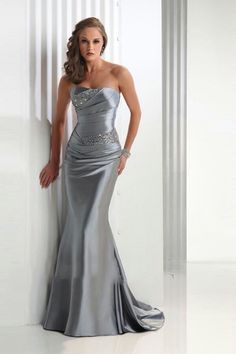 Vestido longo Cetim. Outras cores! | BBK Vestidos e Noivas | Elo7