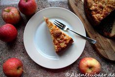 Apfel – Streusel – Kuchen