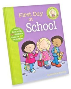 First Experiences: First Day of School