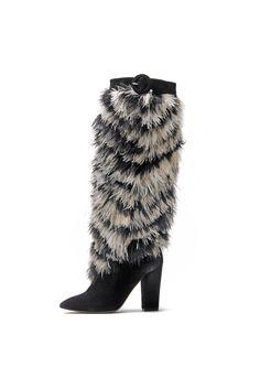 fall 2012, Nicholas Kirkwood, shoes, boots + booties, high heels, white, black