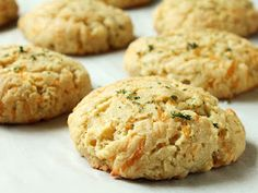 Delicious as it Looks: Cheddar Bay Almond Flour Biscuits (Gluten-Free!)