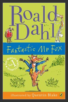 Fantastic Mr Fox by Roald Dahl #TheCopia #beyondthebook