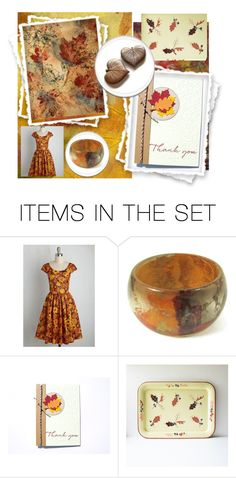 """""""Thank You Autumn"""" by jarmgirl ❤ liked on Polyvore featuring art and vintage"""