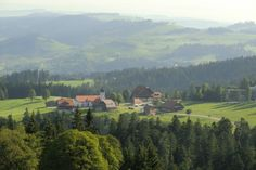 Our little town in Hasle (Entlebuch) Switzerland