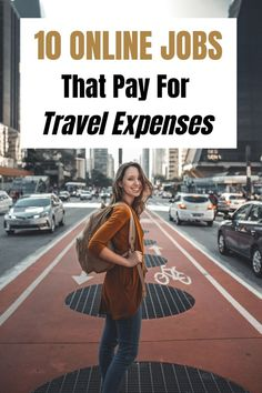 Need more money to cover all your travel expenses? Well here are 10 jobs you can do online that help pay travel costs and expenses! Many of these jobs are quick jobs that earn you cash fast so you can make money quickly. Check out the list here.