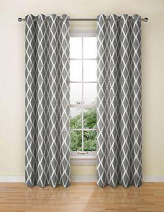 Manhattan Eyelet Curtain