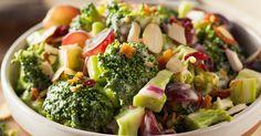Loaded Broccoli Salad