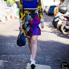#New on #STYLEDUMONDE  http://www.styledumonde.com  with @sherry_shen #SherryShen at #paris #outfit #ootd #streetstyle #streetfashion #streetchic #streetsnaps #fashion #mode #style