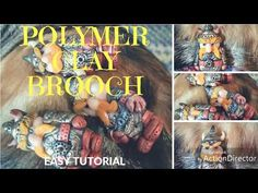 YouTube A colorful short collection of videos to inspire polymer crafters
