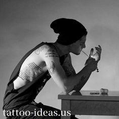 #sexy #tattooed #men