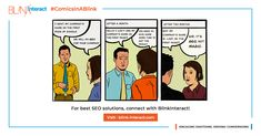 SEO is a different world not many understand. Here's a comic take on SEO which proves why we are saying, what we are saying. Seo Services Company, Companies In Usa, Best Seo Services, Digital Marketing Services, A Comics, Amazing