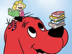 Teach phonics through online games and stories starring Clifford! #PhonicsGamesOnline