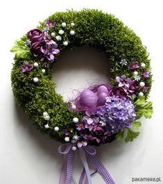 dodatki - dekoracje - wianki-Wielkanocny Wianek 014/15