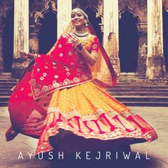 Bridal Lengha by Ayush Kejriwal For purchases email me at designerayushkejriwal@hotmail.com or what's app me on 00447840384707 We ship WORLDWIDE.