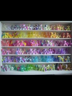 G4 My Little Pony Blind Bag Ponies