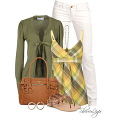 Untitled #711, created by sherri-leger on Polyvore