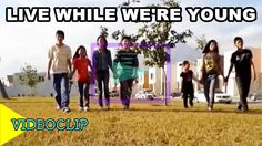 Live While We're Young | QUEHAYHOYPIPE