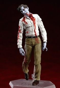 figma Flyboy Zombie - Dawn of the Dead Action Figure: Amazon.co.uk: Toys & Games