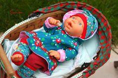 Jolinas Welt: Puppenliebe - Das Weihnachtsgeschenk für nähende Mädchenmamas