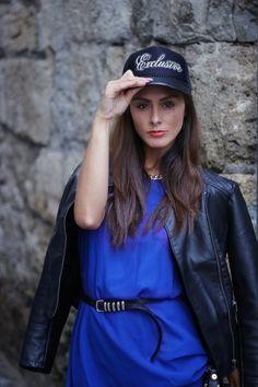 Into the groove fashion blog By Marie Zamboli: Cappello da baseball anche in autunno e inverno!