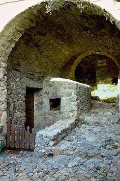 Sant'Antonino le vieux four a pain