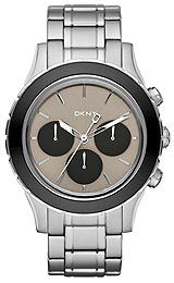 DKNY 3-Hand Chronograph Stainless Steel Men s watch