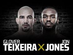 UFC 172 Jon Jones vs Glover Teixeira Ao Vivo no Combate | Rei da Verdade