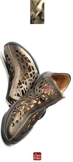 Toque de midas - Tênis MEIA CUT - Women's sneakers of the Brazilian brand CIAO MAO