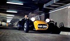 Eeyore's eye — carsthatnevermadeitetc:   Lotus Seven Series Two,...