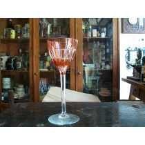 Antigua Copa En Cristal De Baccarat