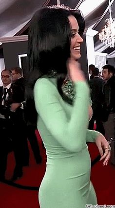 ⫷⫸ (GIF) Katy Perry ⫷⫸ #KatyPerry #KatyKats #Celebrities